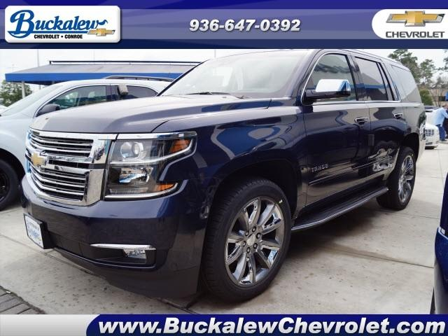 2017 CHEVROLET TAHOE PREMIER PREMIER 4x2 Premier 4dr SUV 53L 8 cyl Not Specified Outfitted wit
