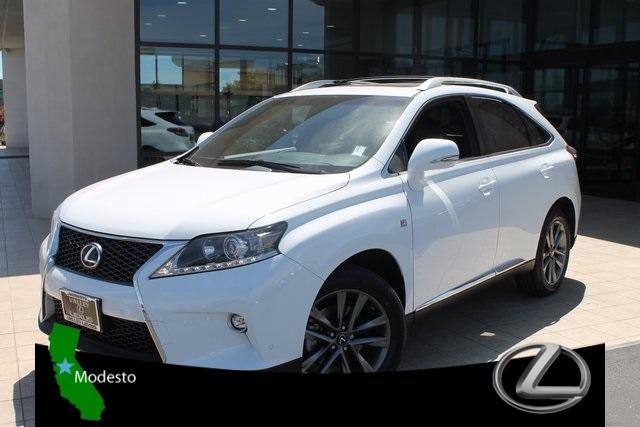2015 Lexus RX 350 Vehicle Photo in Modesto, CA 95356