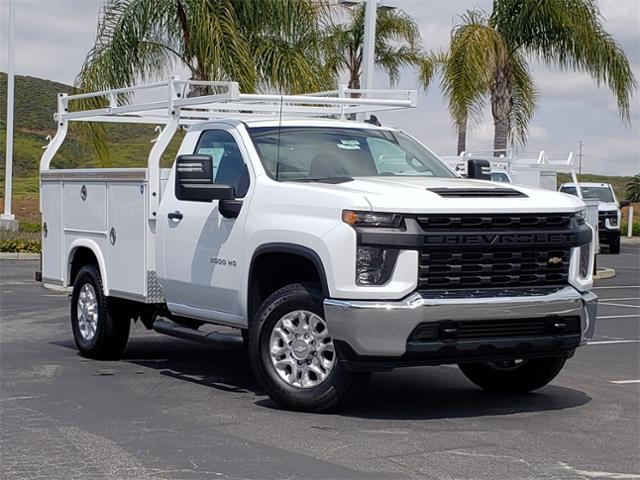 New 2020 Chevrolet Silverado 3500HD Work Truck