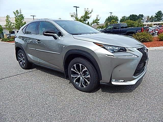 2017 Lexus NX Turbo Vehicle Photo in Bedford, NH 03110