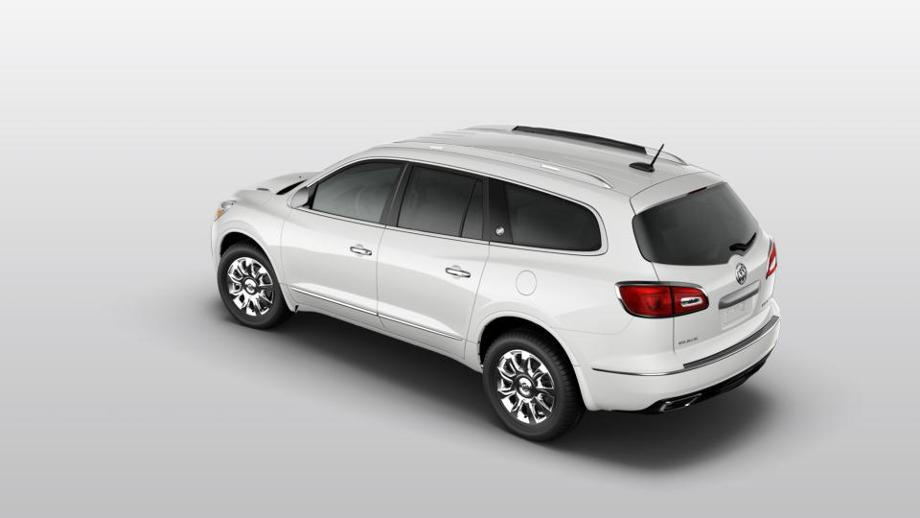 New 2016 Buick Enclave Sales In Akron Oh Vandevere Buick