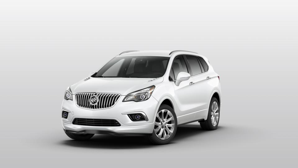 2017 Buick Envision Vehicle Photo in Johnston, RI 02919