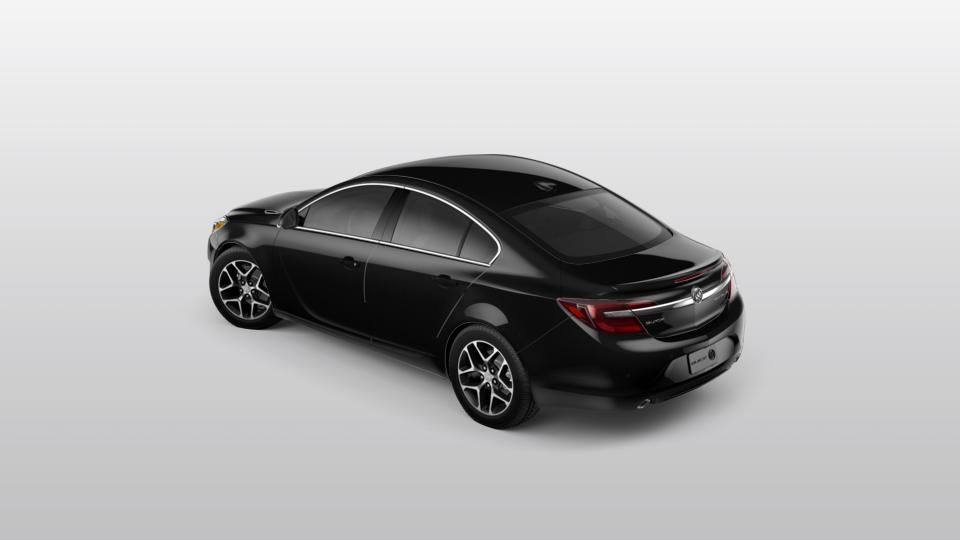 National City Ebony Twilight Metallic 2017 Buick Regal New Car For