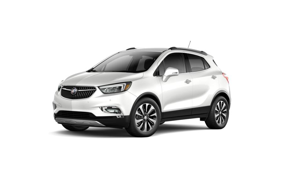 new 2017 white frost buick encore premium awd for sale in castle rock co kl4cjhsm4hb122685. Black Bedroom Furniture Sets. Home Design Ideas