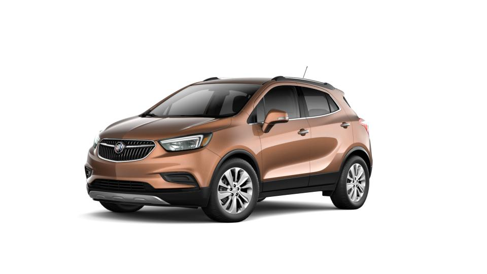 new 2017 river rock metallic buick encore preferred fwd for sale in gettysburg pa. Black Bedroom Furniture Sets. Home Design Ideas