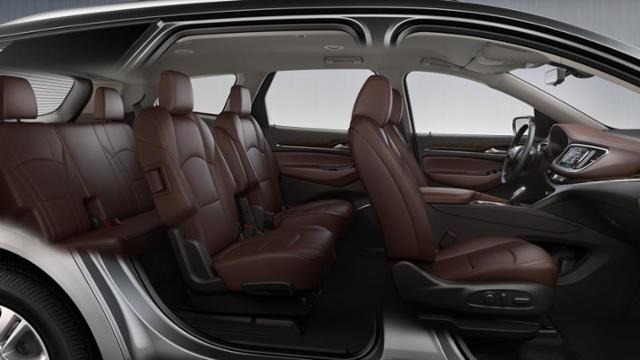 Buick Enclave Interior >> Buick Enclave Bedford Hills