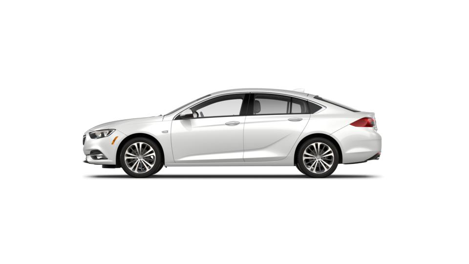 New 2018 Buick Regal Sportback in White Frost Tricoat For ...