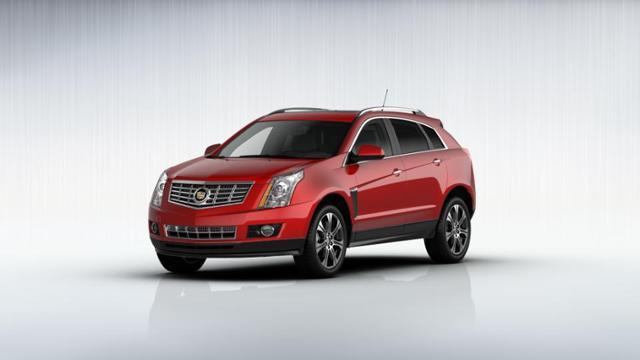 Cadillac SRX AWD Dr Premium Collection At Mastria Buick GMC - Cadillac dealers ma