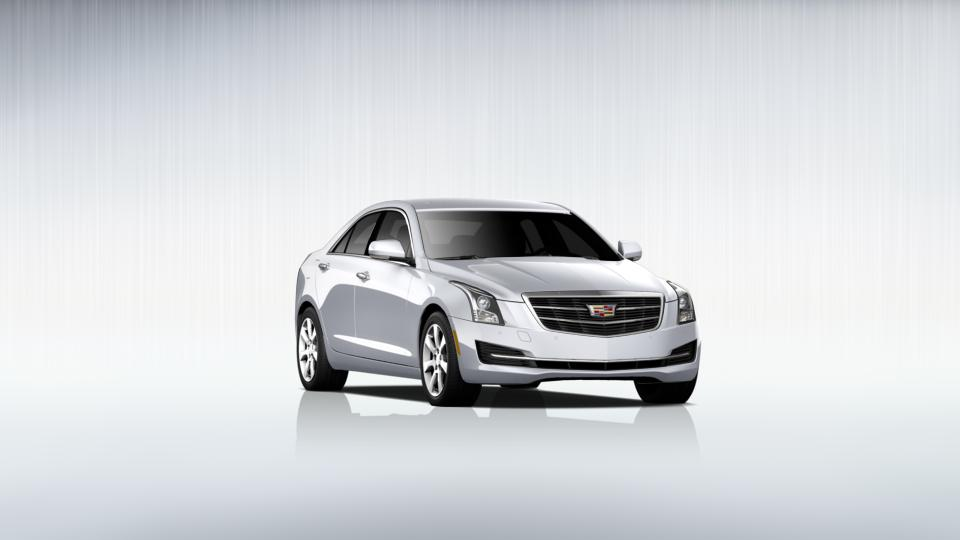 pineville radiant silver metallic 2015 cadillac ats sedan used car. Cars Review. Best American Auto & Cars Review
