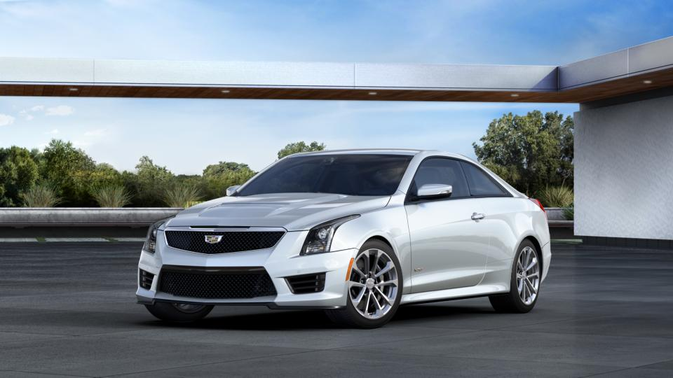 Car Dealerships In Daphne Al >> Mobile Crystal White Tricoat 2016 Cadillac ATS-V Coupe: New Car for Sale - C2509