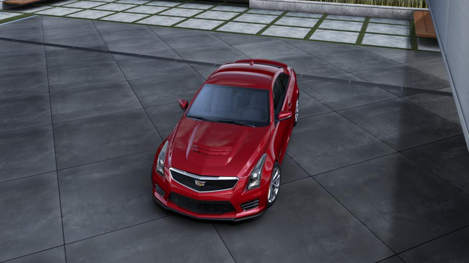 new 2016 red obsession tintcoat cadillac ats v coupe ats v coupe for sale in wheat ridge co. Black Bedroom Furniture Sets. Home Design Ideas