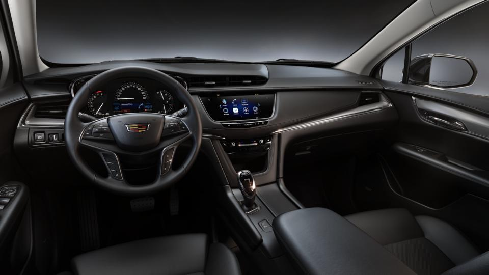 2017 cadillac xt5 fwd 4dr luxury radiant silver metallic claude nolan cadillac. Black Bedroom Furniture Sets. Home Design Ideas