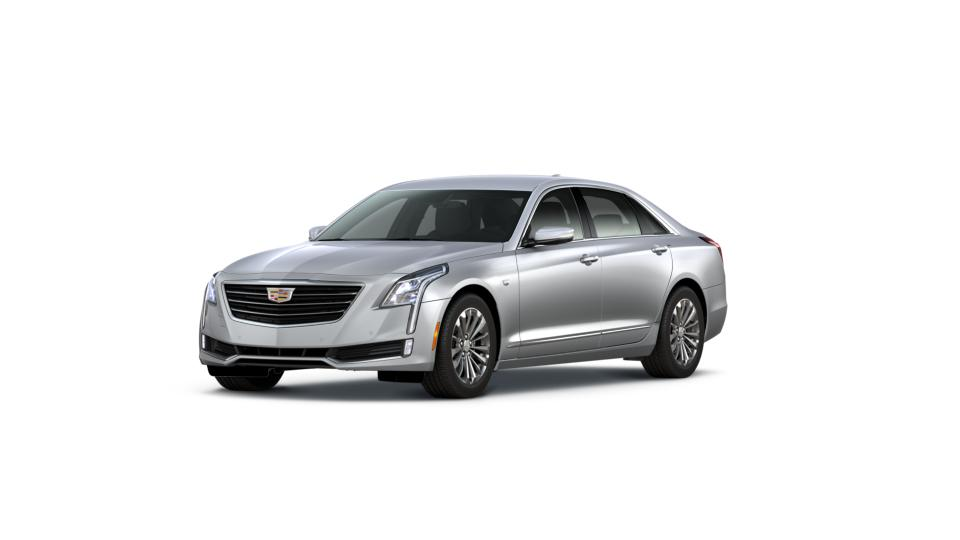 san antonio certified 2017 cadillac ct6 sedan radiant silver metallic car for sale. Black Bedroom Furniture Sets. Home Design Ideas