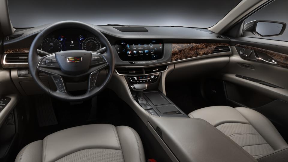 el paso radiant silver metallic 2017 cadillac ct6 sedan new car for sale 17243. Black Bedroom Furniture Sets. Home Design Ideas