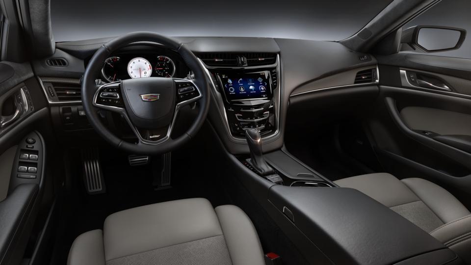 Cadillac cts v sedan in pembroke pines cadillac dealership for Escalade interieur
