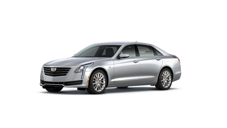 new car 2017 radiant silver metallic cadillac ct6 sedan. Black Bedroom Furniture Sets. Home Design Ideas
