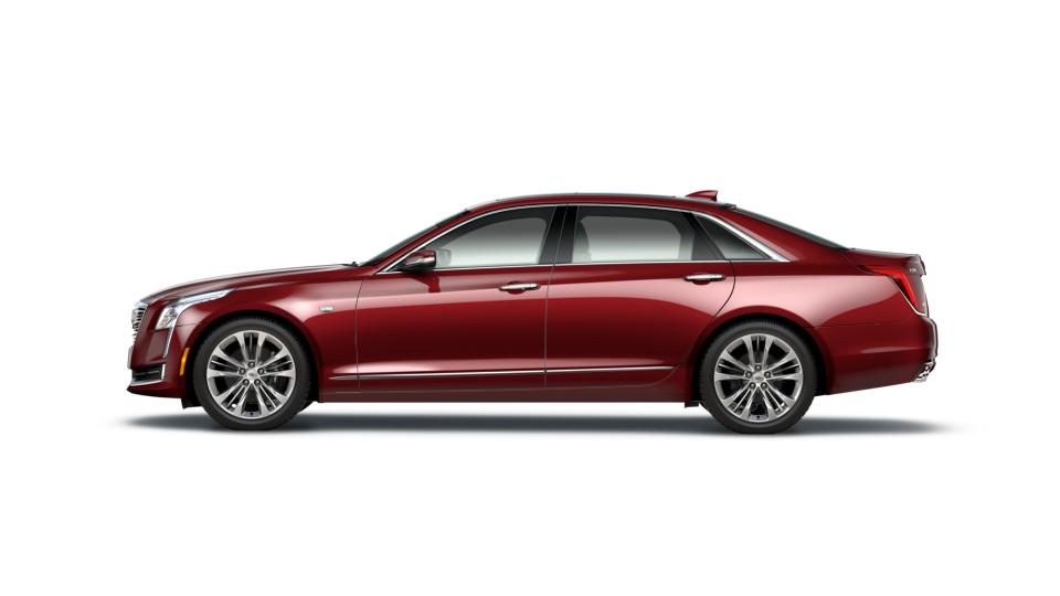 2017 Cadillac Ct6 Sedan For Sale In Wichita