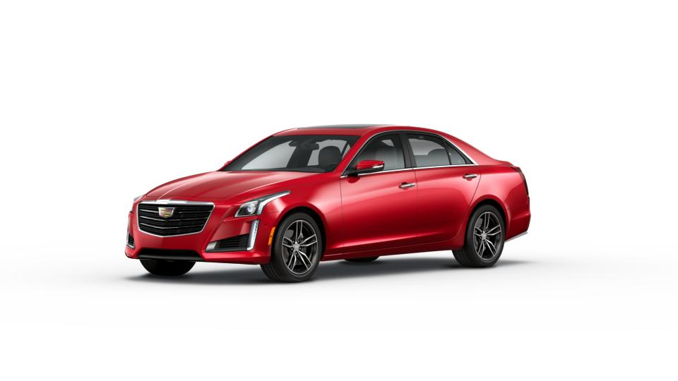 seymour red obsession tintcoat 2017 cadillac cts sedan new car for sale h237. Black Bedroom Furniture Sets. Home Design Ideas