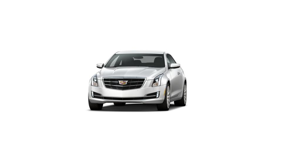 2017 Cadillac ATS Coupe Vehicle Photo in Dallas, TX 75209