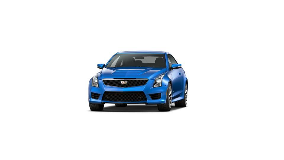 2017 Cadillac ATS-V Coupe Vehicle Photo in Dallas, TX 75209