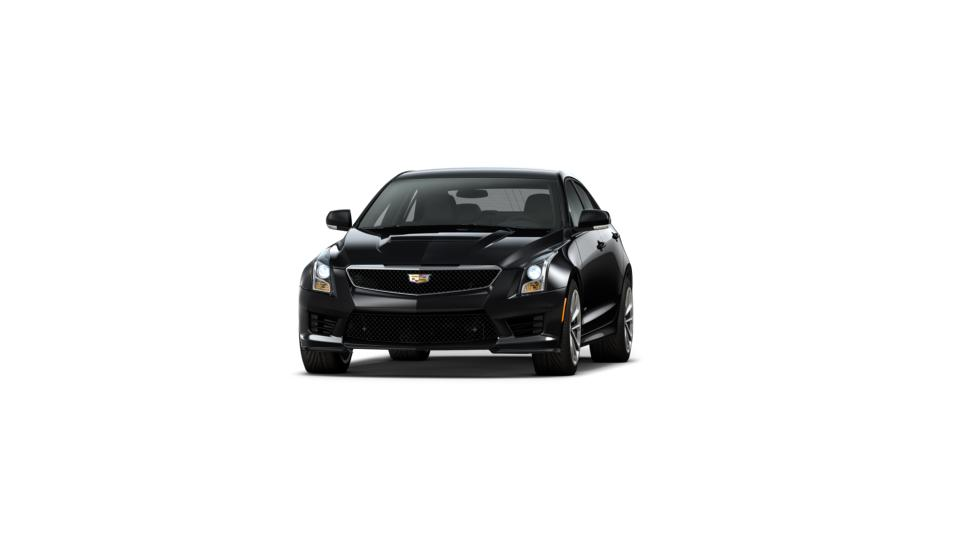 2017 Cadillac ATS-V Sedan Vehicle Photo in Dallas, TX 75209