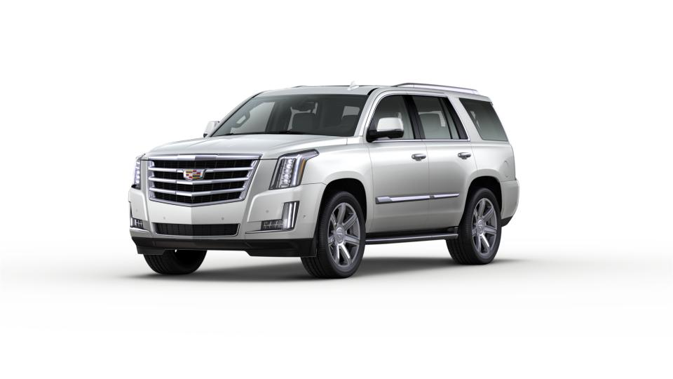 crystal white tricoat 2017 cadillac escalade new suv for sale near atlanta hr124863. Black Bedroom Furniture Sets. Home Design Ideas