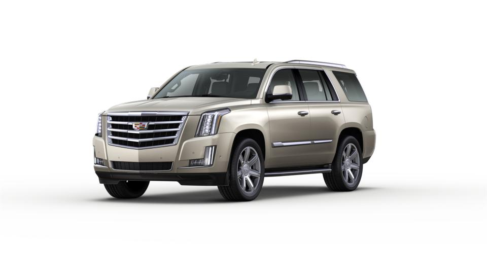 New Suv 2017 Silver Coast Metallic Cadillac Escalade RWD