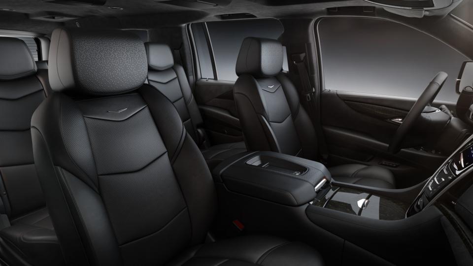 New 2017 Cadillac Escalade Esv From Your Denver Co Dealership Rickenbaugh Cadillac