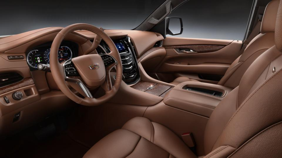 New Suv 2017 Bronze Dune Metallic Cadillac Escalade Rwd Platinum For Sale In Jacksonville