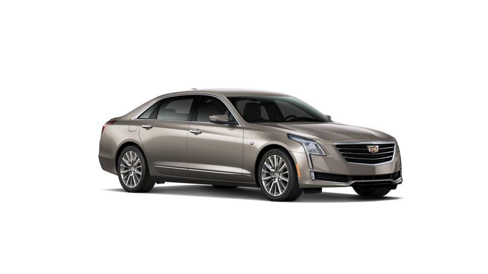 Houston New 2018 Cadillac Ct6 Sedan Bronze Dune Metallic