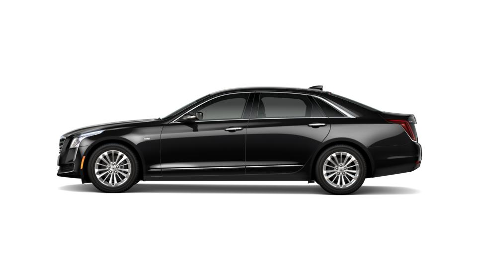 2018 Cadillac Ct6 Sedan Car For Sale In Grapevine Black