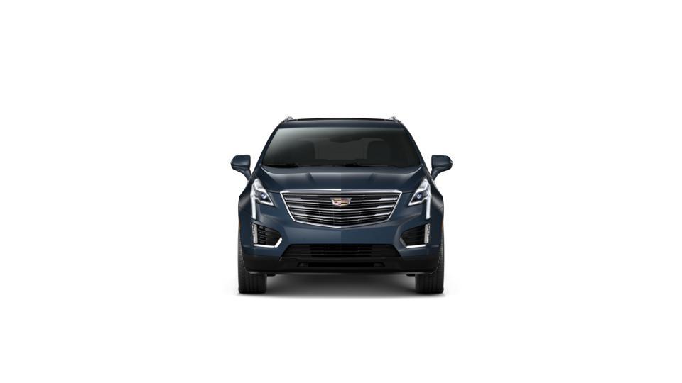 New 2018 Harbor Blue Metallic Cadillac Xt5 Awd 4dr Premium Luxury For Sale In Portland