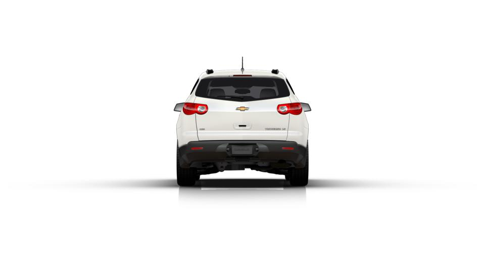 Used 2012 white chevrolet traverse for sale mcelwain for Mcelwain motors ellwood city