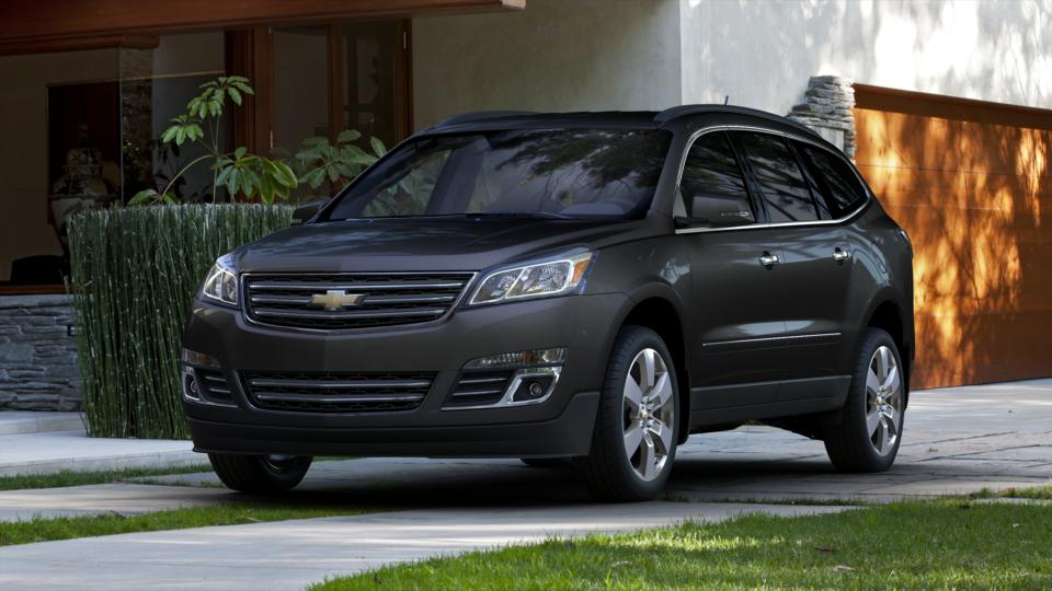 used 2013 tungsten metallic chevrolet traverse ltz for sale in mn 172000a. Black Bedroom Furniture Sets. Home Design Ideas