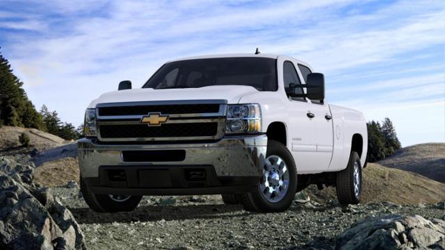 Fort Worth Trucks - Chevrolet Silverado 3500HD