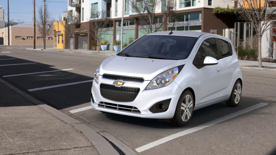 raleigh summit white 2014 chevrolet spark certified. Black Bedroom Furniture Sets. Home Design Ideas