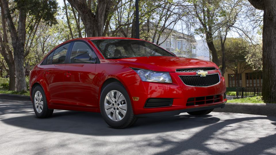 Certified Red Hot 2014 Chevrolet Cruze Sedan LS (Automatic ...