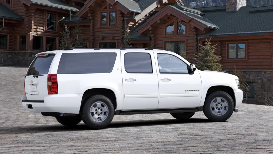 Bastrop Summit White 2014 Chevrolet Suburban Used Suv for