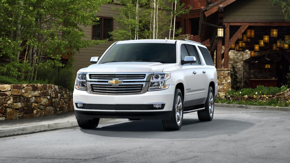 seymour summit white 2015 chevrolet suburban used suv for sale u4571. Black Bedroom Furniture Sets. Home Design Ideas
