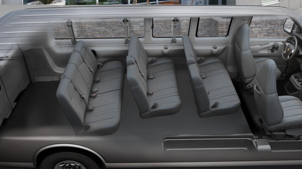 New Chevrolet Volt West Caldwell >> Livingston New Summit White 2015 Chevrolet Express Passenger for Sale - C151263 near Newark ...