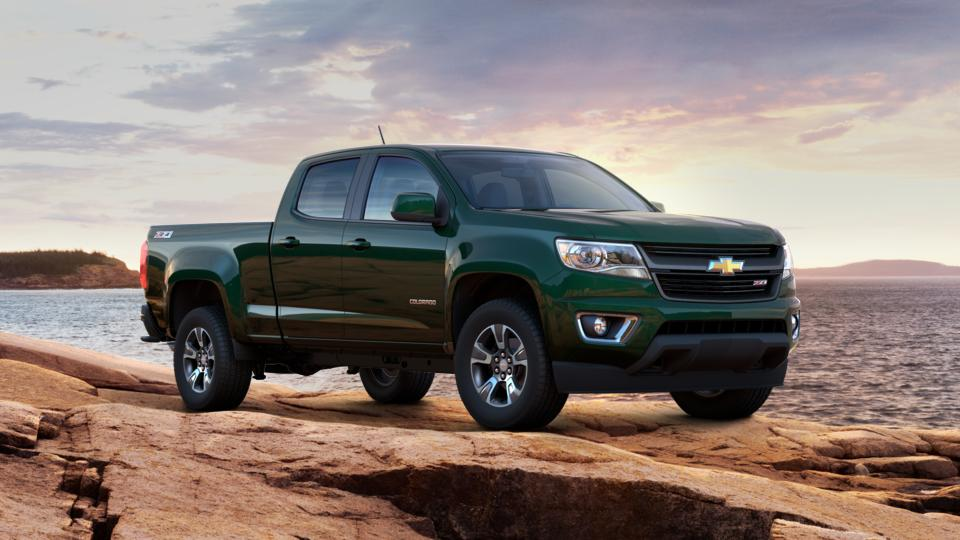 hyde park green 2015 chevrolet colorado used truck for sale s1546a. Black Bedroom Furniture Sets. Home Design Ideas