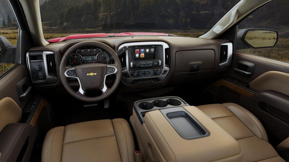 used truck 2015 brownstone metallic chevrolet silverado 1500 crew cab standard box 4 wheel drive. Black Bedroom Furniture Sets. Home Design Ideas
