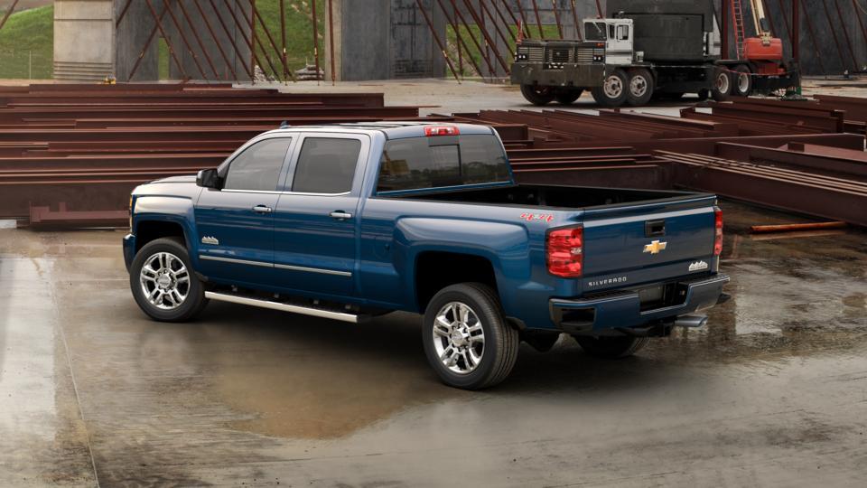 Used Deep Ocean Blue Metallic 2015 Chevrolet Silverado 2500HD Built After Aug 14 for Sale in Los ...
