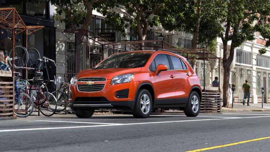 Chevy Trax Delivery Date
