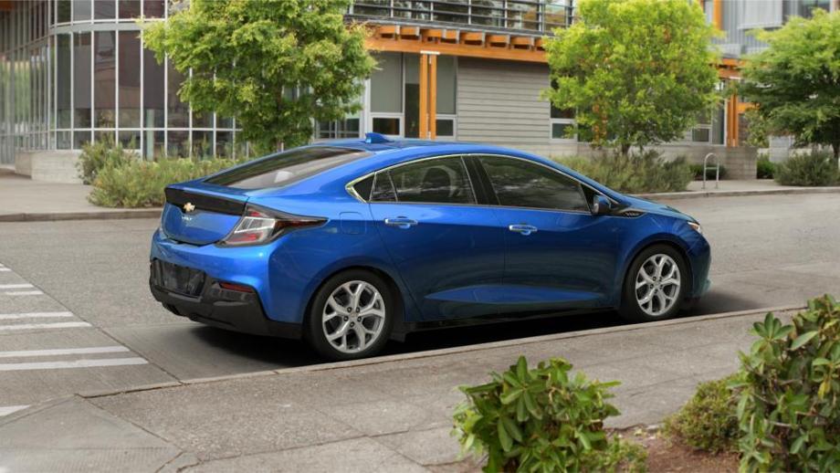 New 2016 Chevrolet Volt In Nashua Nh Macmulkin