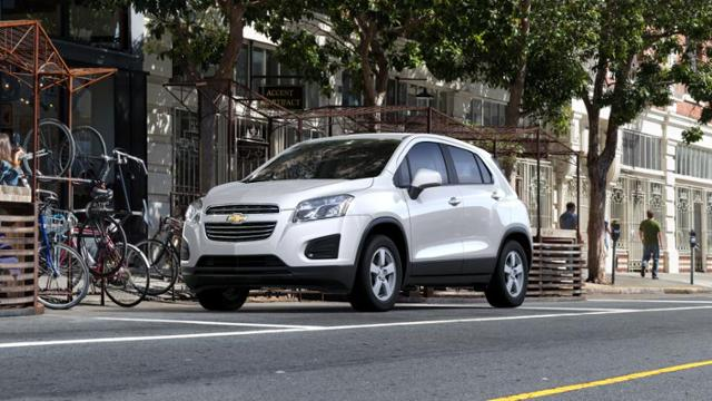 2016 Chevrolet Trax Vehicle Photo In Columbia, TN 38401
