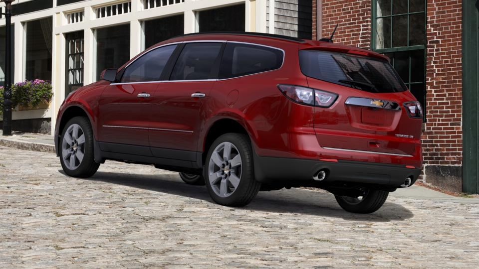 certified siren red tintcoat 2016 chevrolet traverse fwd. Black Bedroom Furniture Sets. Home Design Ideas