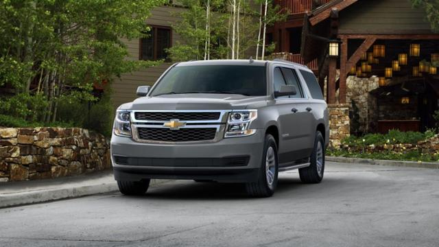 Exceptional 2016 Chevrolet Suburban Vehicle Photo In Chadron, NE 69337