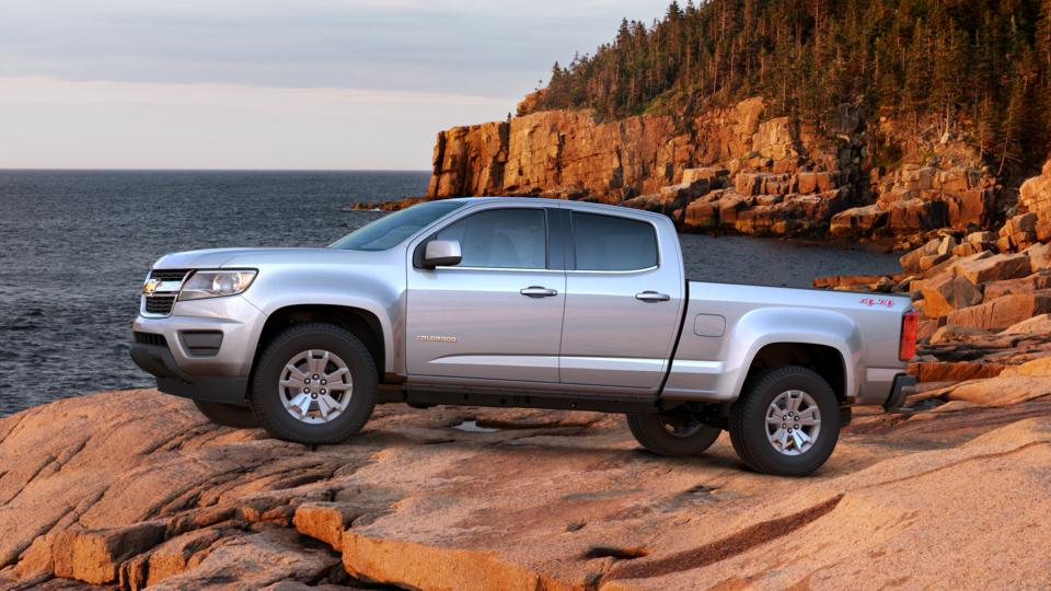 Certified 2016 Chevrolet Colorado For Sale In Willoughby