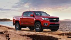 2016 Chevrolet Colorado Crew Cab Short Box 4-Wheel Drive Z71